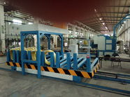 Cina Sepenuhnya Automatic Steel Wire Packing Machine 5pcs / Min Kecepatan 70KW Gross Power pabrik