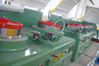 Cina Large Vertical Cable Drawing Machine , High Accurancy Cupper Rod Breakdown Machine pabrik