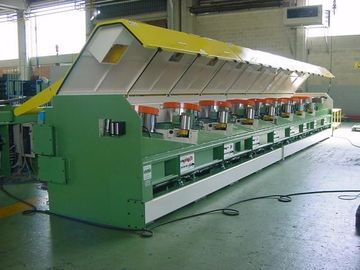 22kw - 110kw High Speed ​​Wire Drawing Machine Dengan Bingkai Cast Ironed