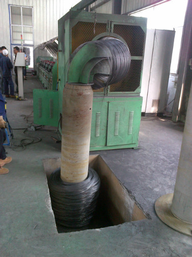 160NM Professional Steel Wire Take Up Machine 650kg / 1000kg / 1500kg Weight